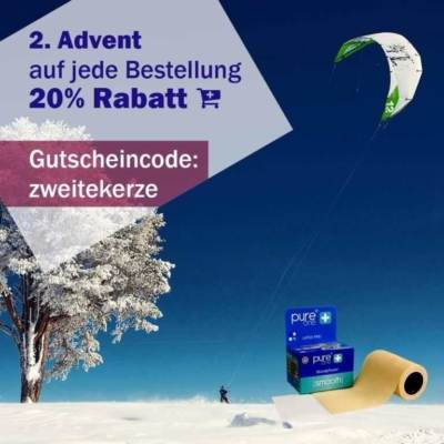 2. Advent Rabattaktion 2016
